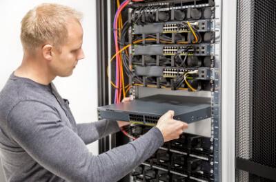 Netzwerktechnik - e-technik Müller Zweibrücken Pirmasens